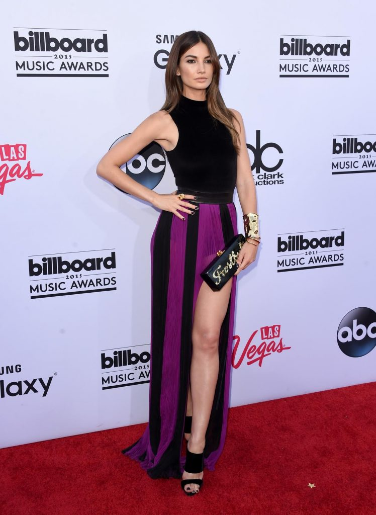 LAS VEGAS, NV - MAY 17:  Model Lily Aldridge attends the 2015 Billboard Music Awards at MGM Grand Garden Arena on May 17, 2015 in Las Vegas, Nevada.  (Photo by Jason Merritt/Getty Images)
