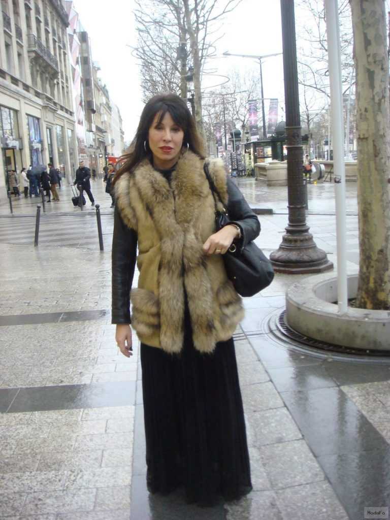 Moda Cambazı: Paris Sokak Modası