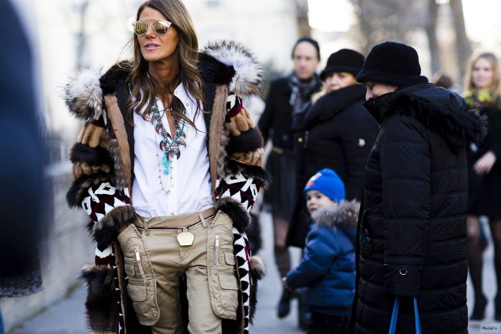 Paris Moda Haftası Sokak Modası » Yeliz'in Dünyası