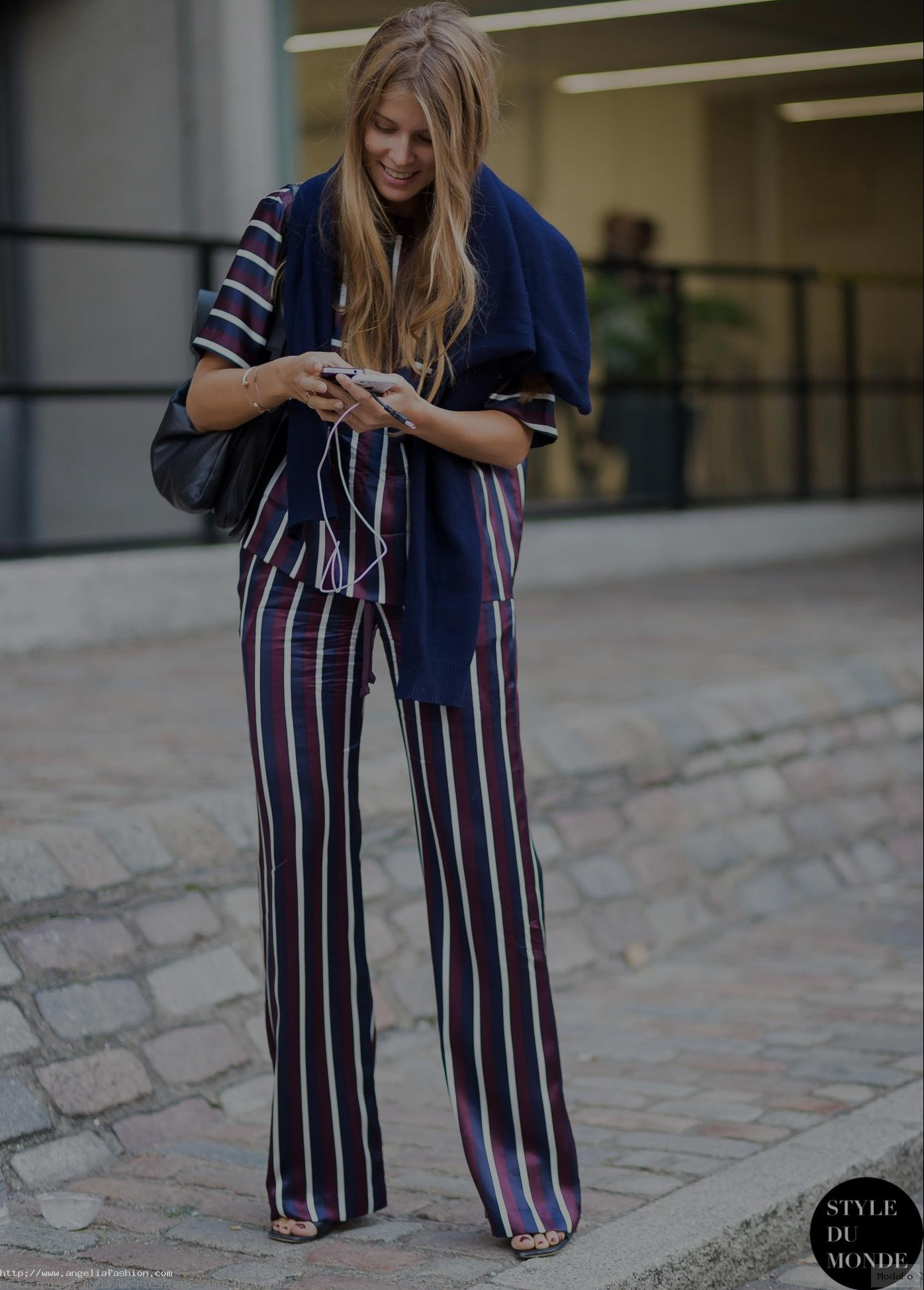 2015-2016 İlkbahar-yaz sokak tarzı moda trendleri 28