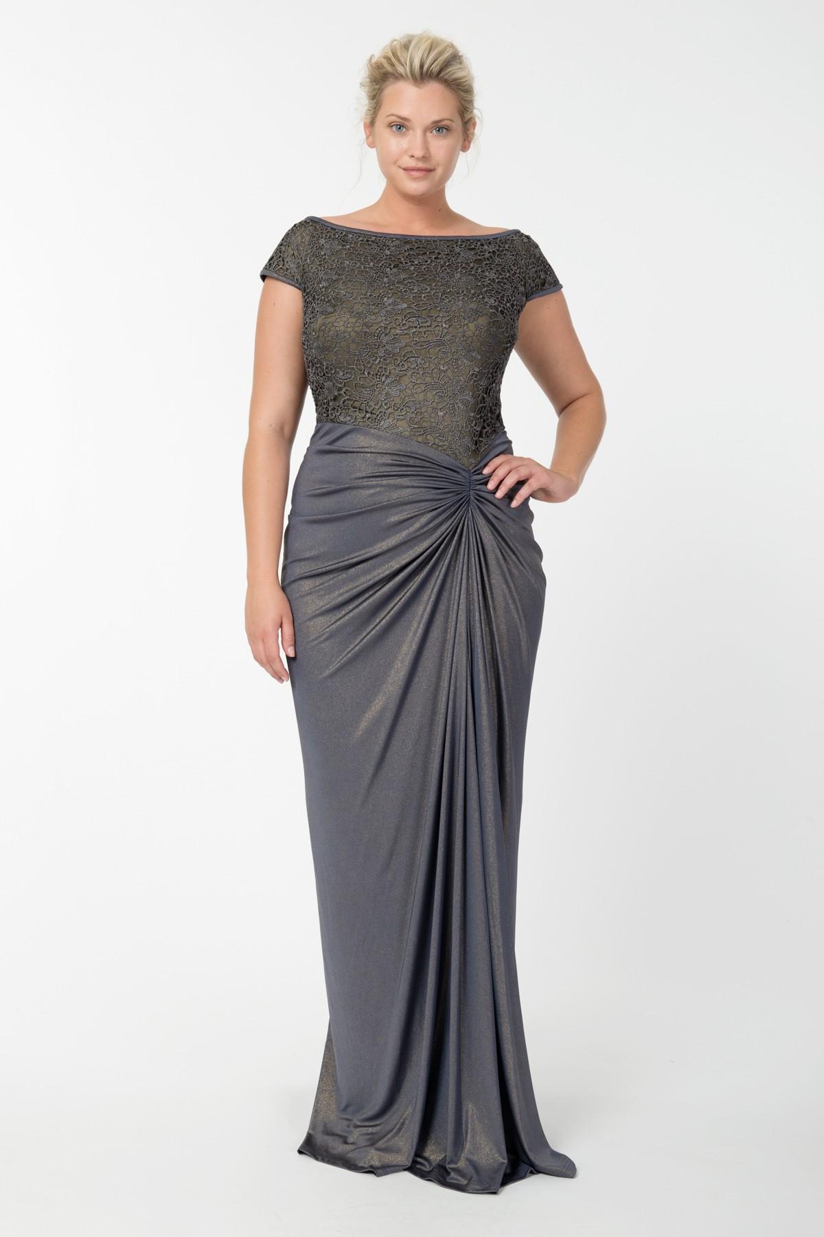 Büyük beden güpürlü gece kıyafeti önerisi - Kokteyl Elbiseleri elbise Büyük Beden Kokteyl büyük beden elbise büyük beden