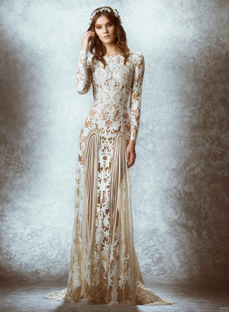 Amazing zuhair murad wedding dresses 2015