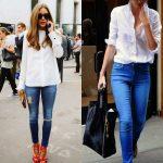 Beyaz Gömlekler Nasıl Kombinlenir?