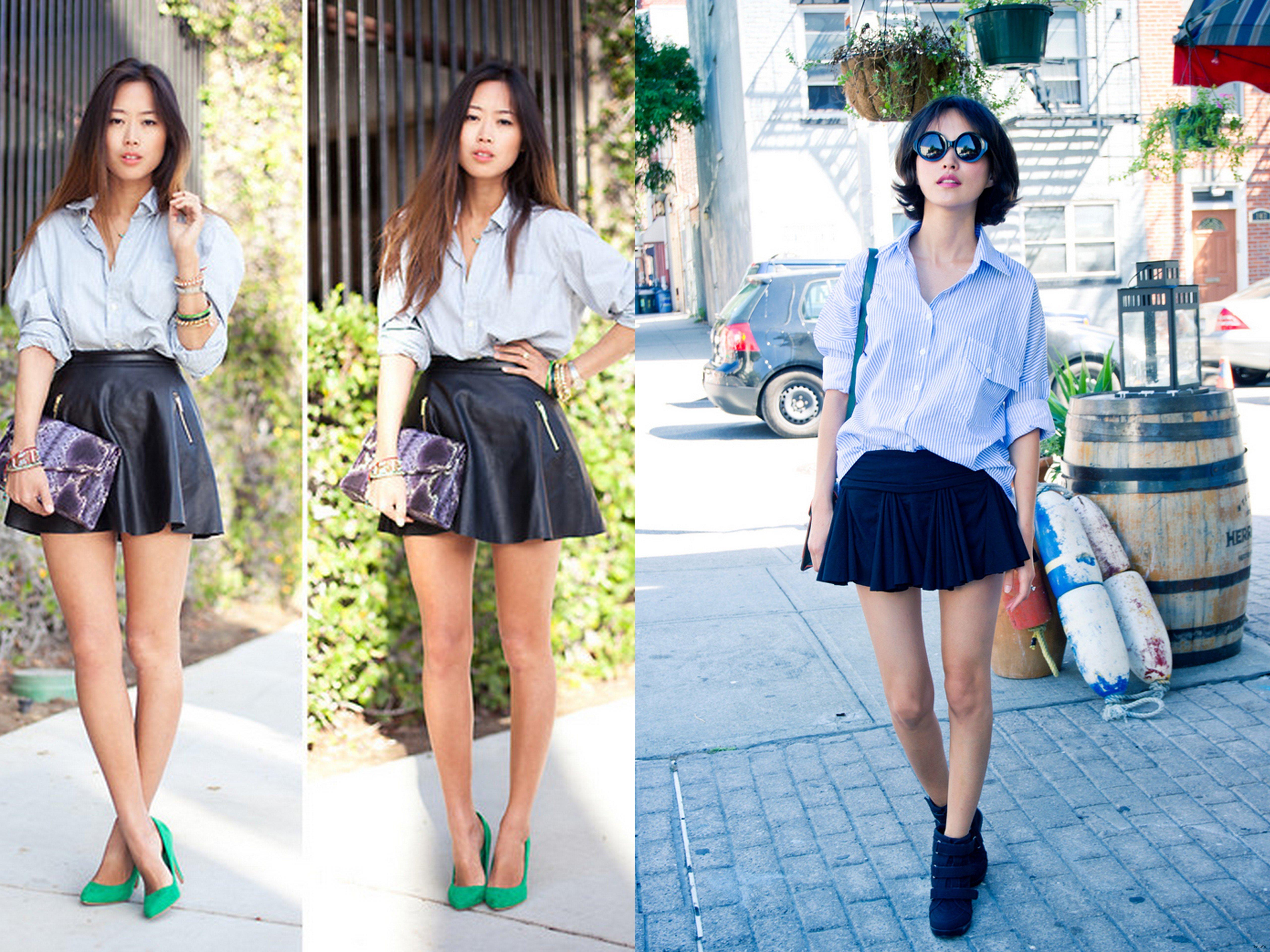 Boyfriend Gömlek Nasıl Giyilir? - Modelleri 2016 moda Kombin Gömlek MOdelleri Gömlek kombinleri gömlek kombini Gömlek
