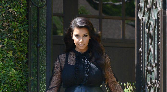 Kim Kardashian Hamile tarzı ve stilleri!.. 10