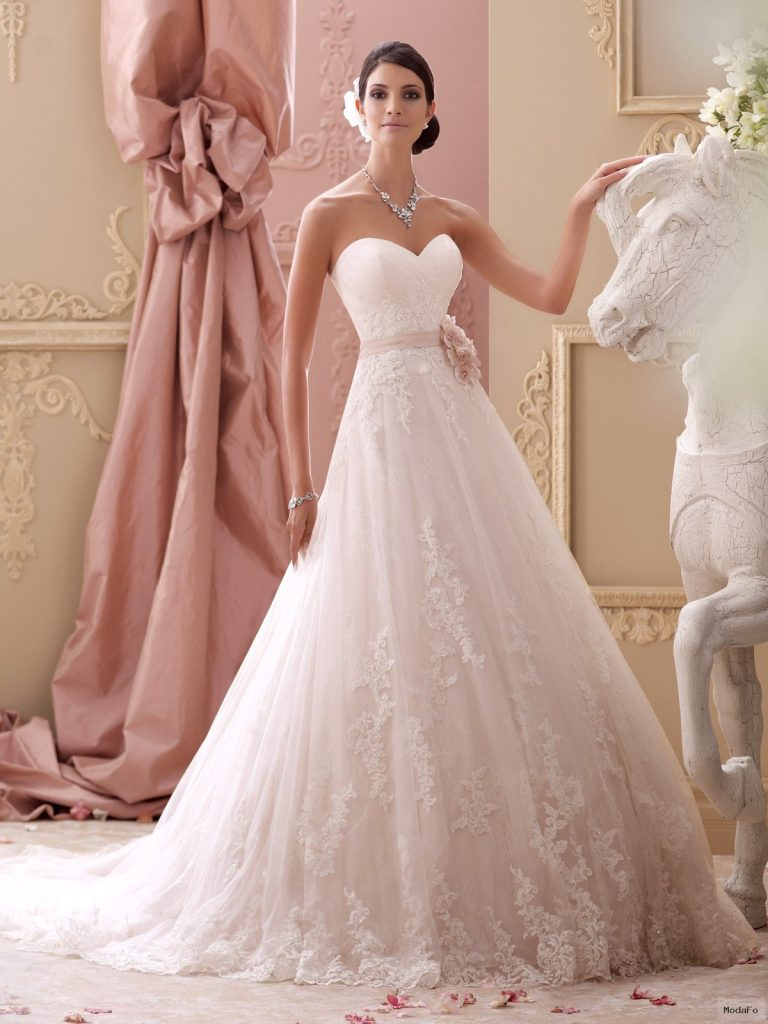 General Ideas. Attractive Most Popular Wedding Dresses For 2015 …