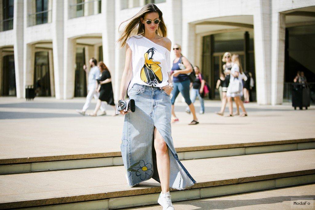 2015-2016 İlkbahar-yaz sokak tarzı moda trendleri 57