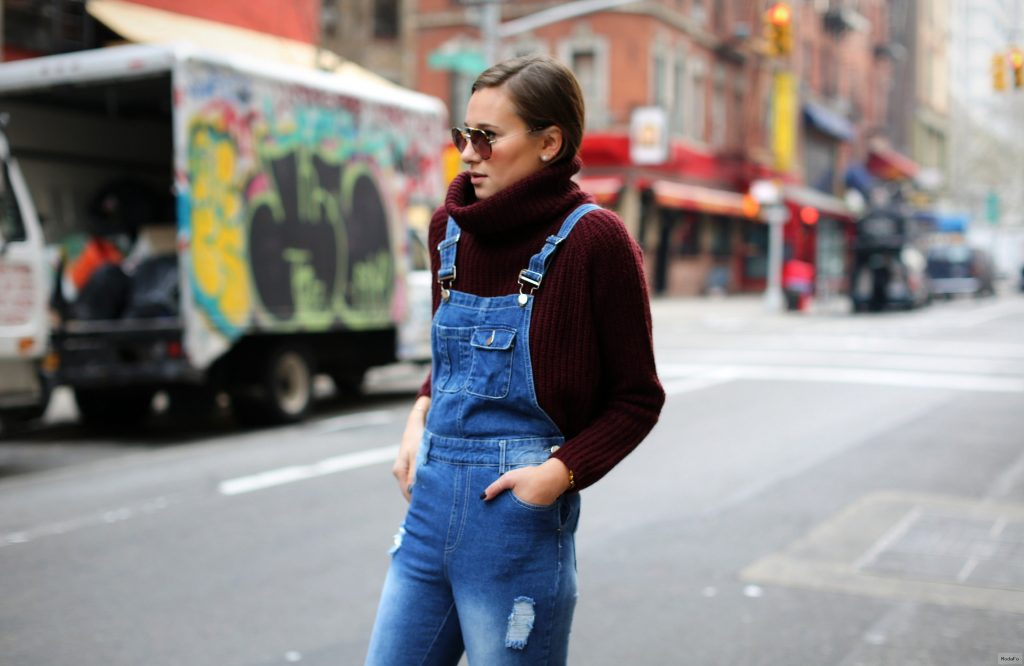 Overalls Are Here to Stay – CHAOS Magazine