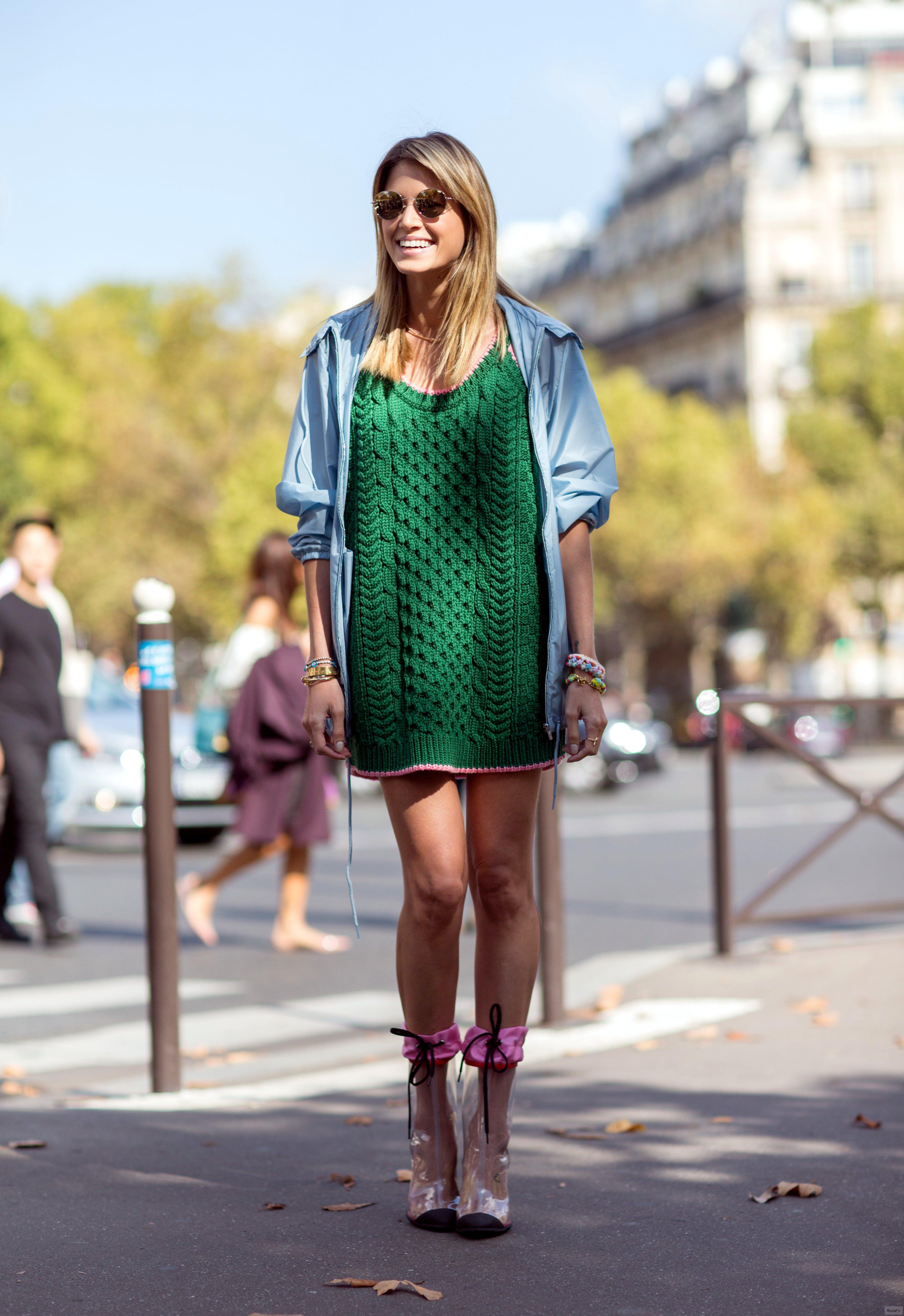 2015-2016 İlkbahar-yaz sokak tarzı moda trendleri 33