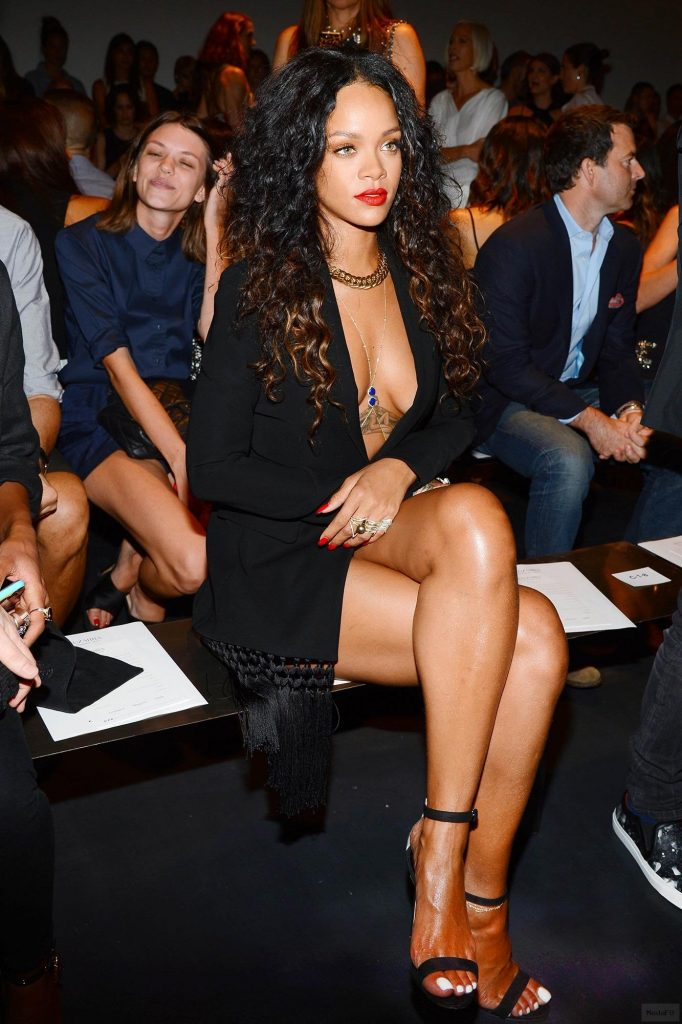 Rihanna Accused of plagiarism For #BBHMM