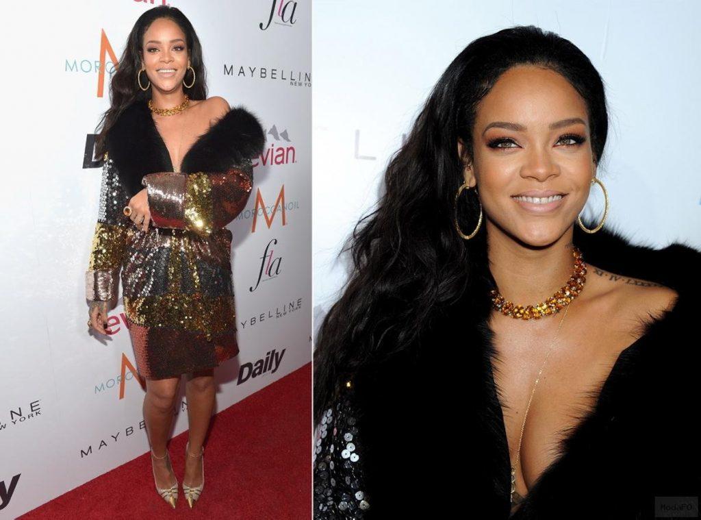 Rihanna - Photos - Stars bring style to the Fashion LA Awards - NY ...
