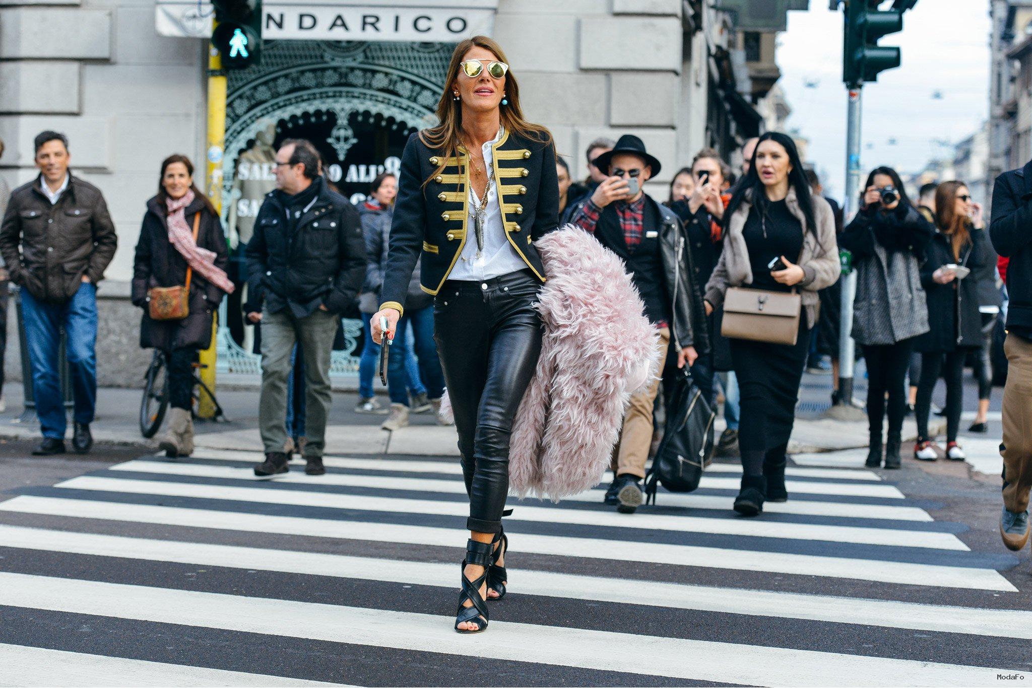 2015-2016 İlkbahar-yaz sokak tarzı moda trendleri 15