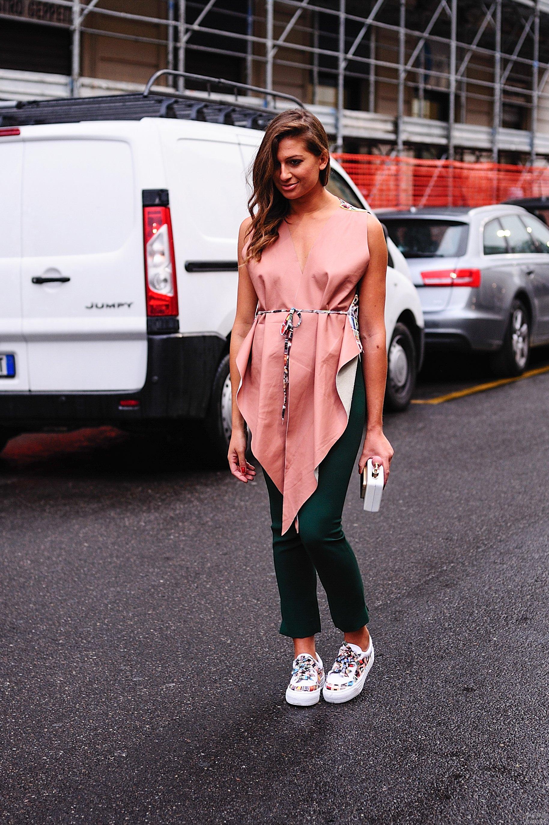2015-2016 İlkbahar-yaz sokak tarzı moda trendleri 10