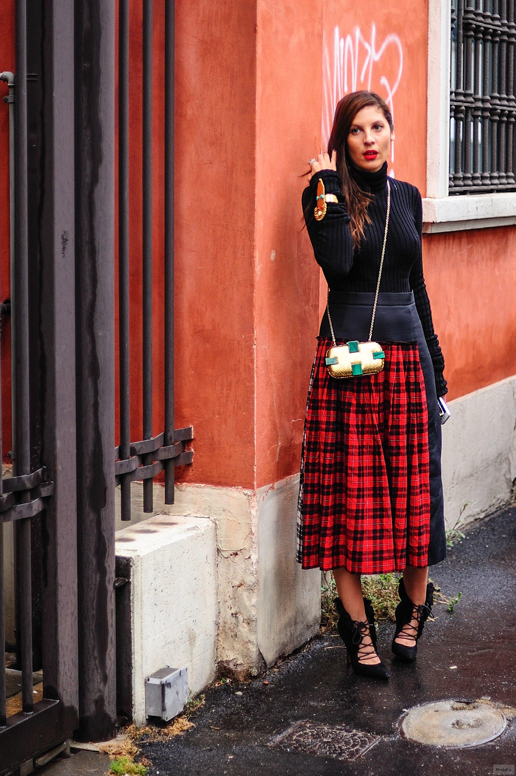 2015-2016 İlkbahar-yaz sokak tarzı moda trendleri 25