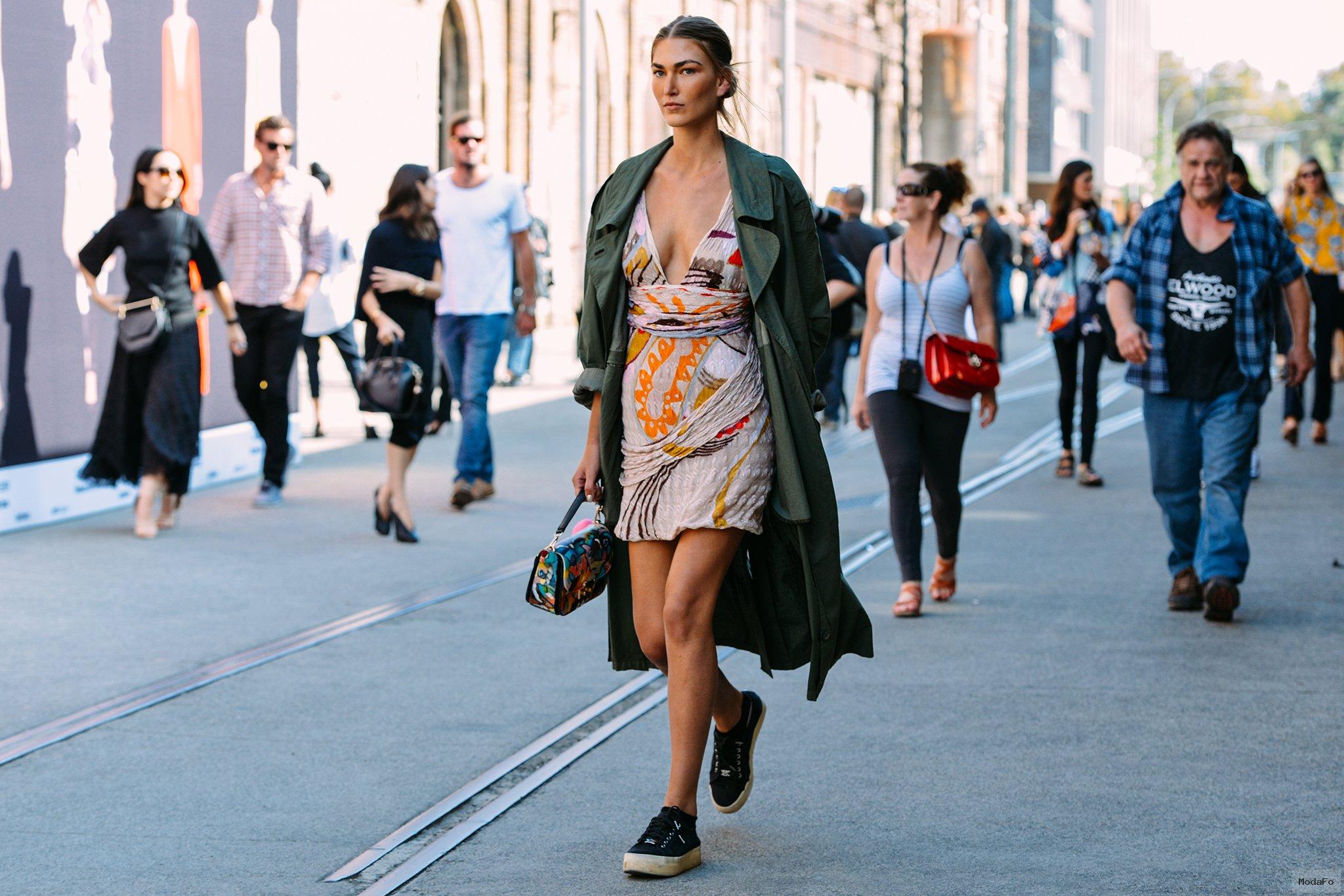 2015-2016 İlkbahar-yaz sokak tarzı moda trendleri 41