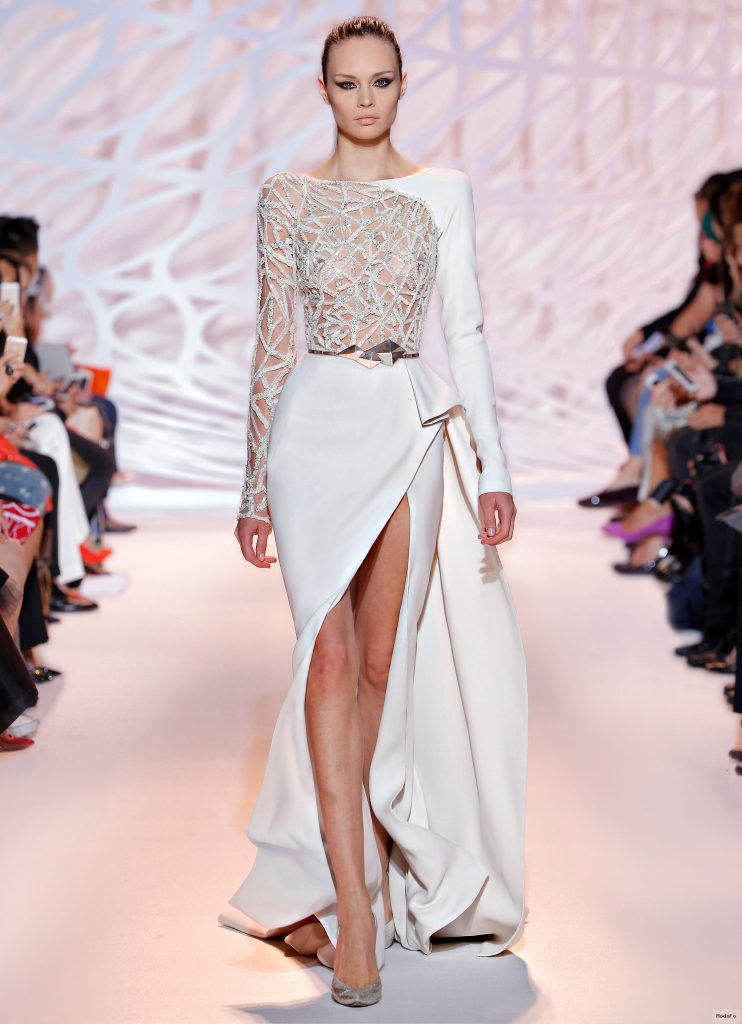 Zuhair Murad Most Stylish Haute Couture Fall Winter 2015 …
