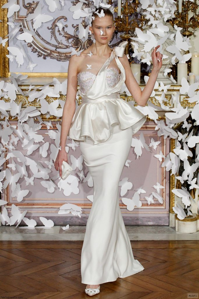 Zuhair Murad Spring 2015 Haute Couture Collection Prices Detail