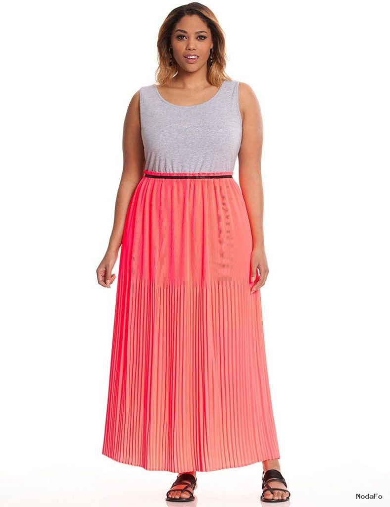 10 Chic Maxi Dresses Perfect For Spring – PLUS Model Mag