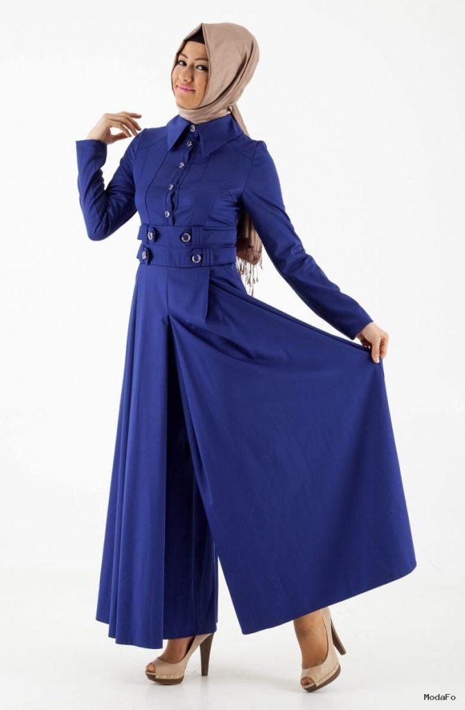 2013 Kış Sezonu Aramiss Tulum Elbise Modelleri | Tesettür Modası