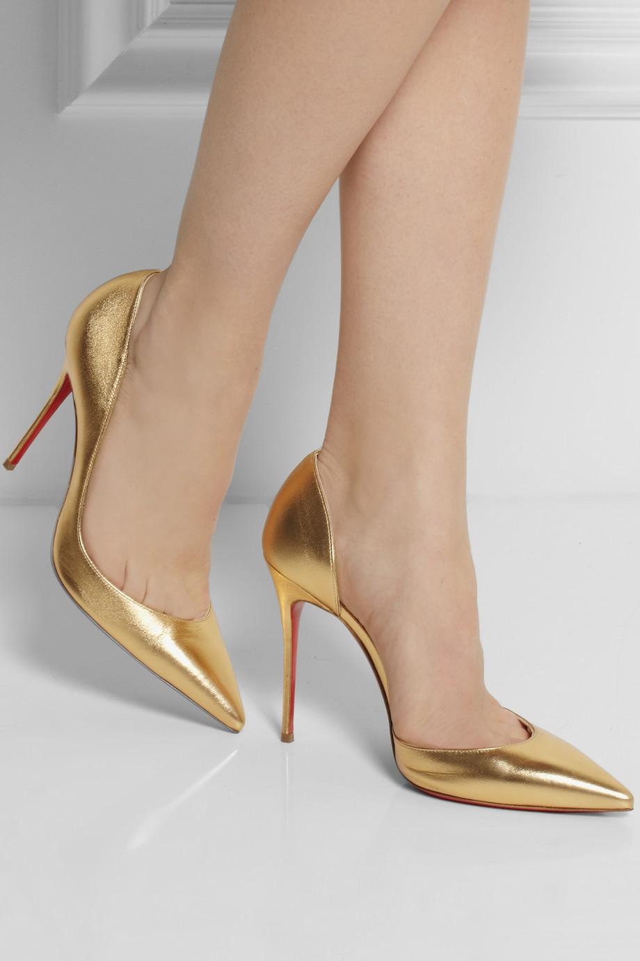 altın-sarısı-2016-stiletto-ayakkabı-modelleri