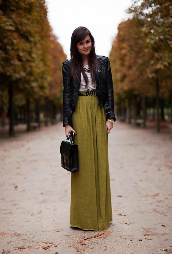 Fashion Diary: Long Skirts