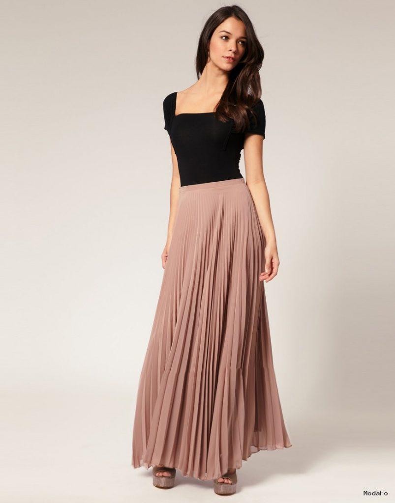 Fashion Minders: Rock that maxi skirt stylishly!