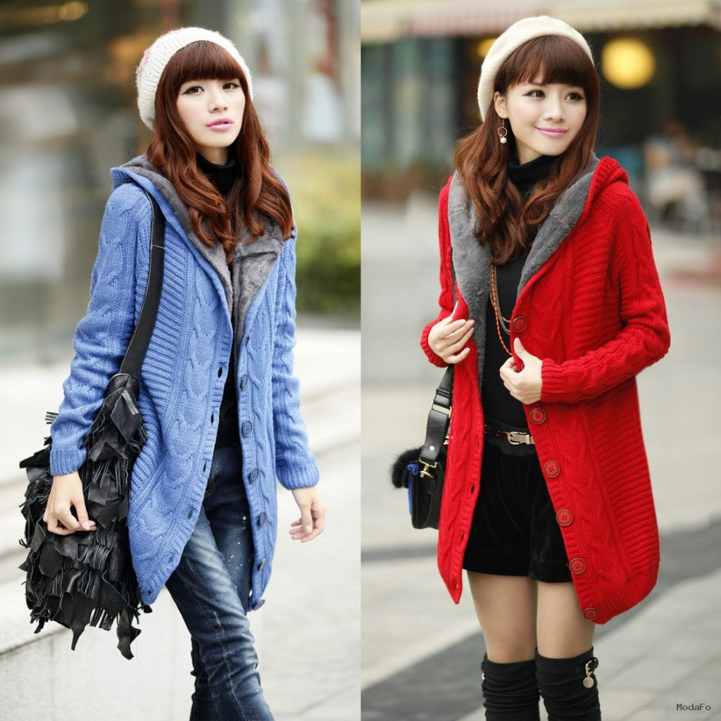 Popular Red Long Cardigan-Buy Cheap Red Long Cardigan lots from …