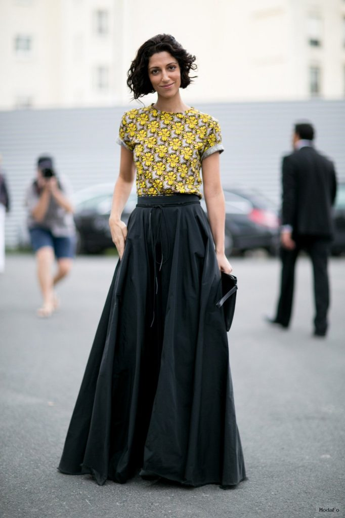 women summer long skirts 2015