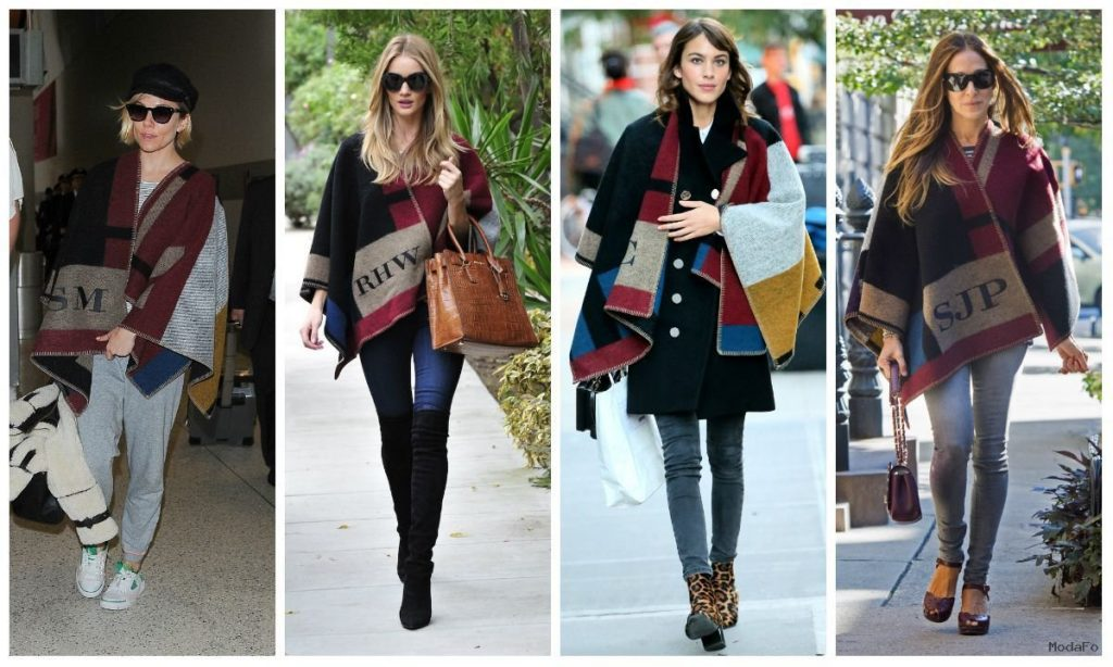 All those personalized ponchos bolstered Burberry's earnings—and …