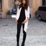 How To Wear Long Cardigans