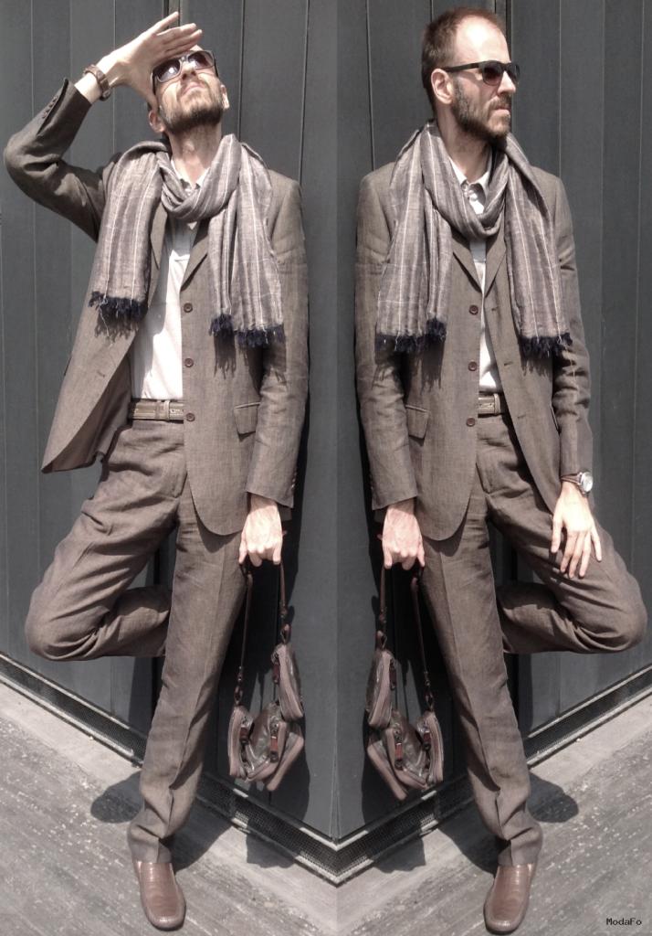 My look: Summer suit | Necessities