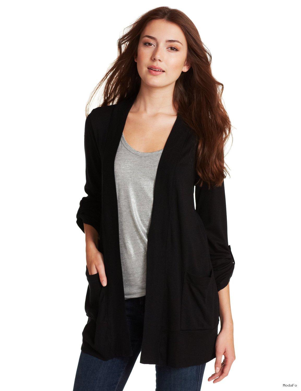 Splendid Women's Jersey Wrap Cardigan at Amazon Women's Clothing ... - Uzun hırka modelleri Uzun Hırka Kombinleri Uzun Hırka Modası Uzun Kış Modası Hırka Kombinleri