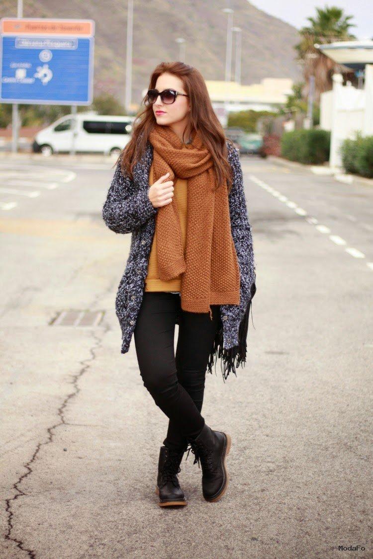 The Ideas of Late Winter Style For Women skirt - Uzun hırka modelleri Uzun Hırka Kombinleri Uzun Hırka Modası Uzun Kış Modası Hırka Kombinleri