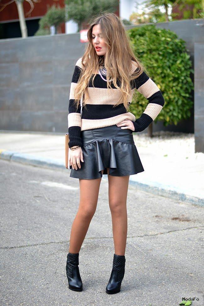 FRILLY SKIRT – Mi Aventura Con La Moda