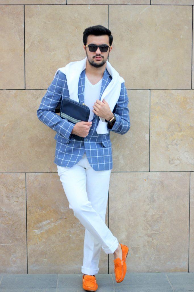 2016 Erkek Modası Trend Renkler