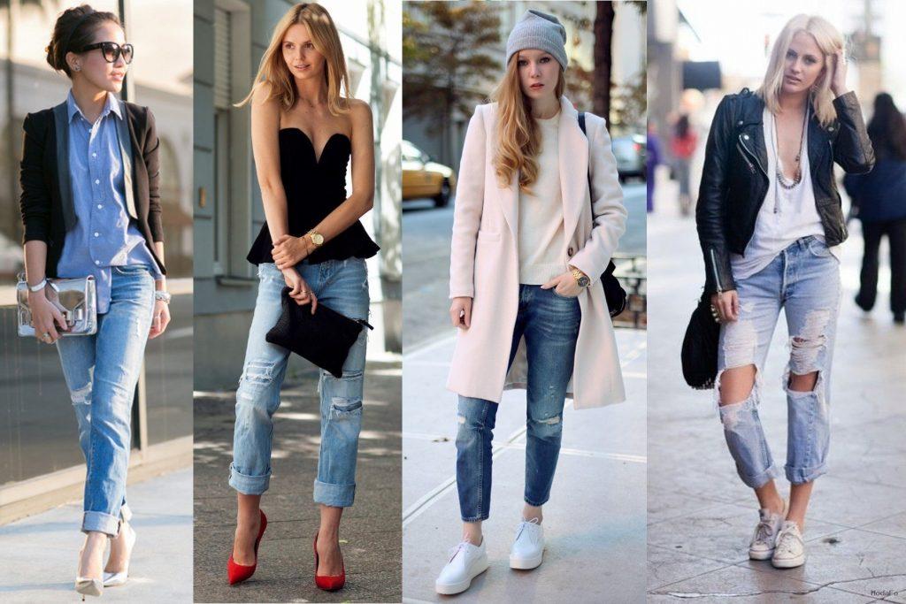 2016 Kış Modası Jean Trendleri ve Kombinleri