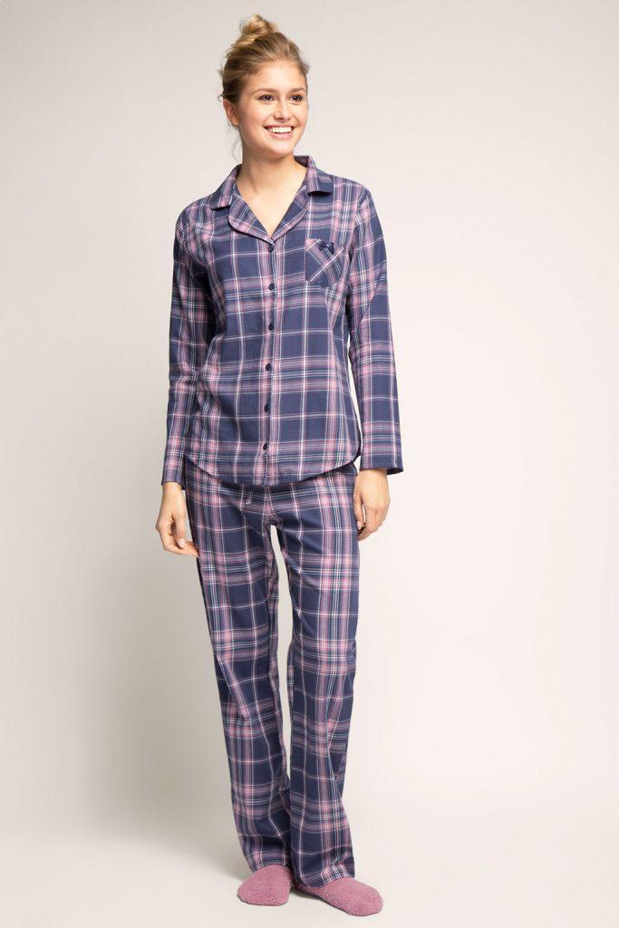 Ensemble - pyjama tissé + chaussettes 49,99 €