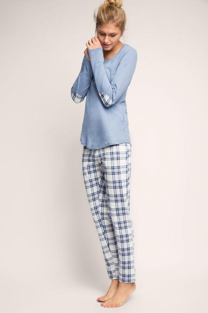 Pyjama doux en mélange de matières 49,99 €