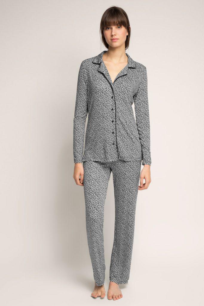 Pyjama en doux jersey stretch 2 - 59,99 €