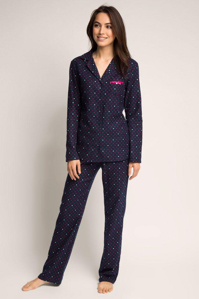 Pyjama en flanelle, 100 100 coton 49,99 €