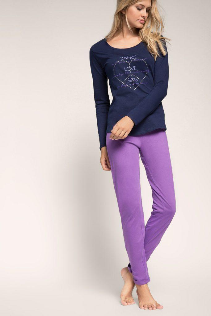 Pyjama en jersey 100 100 coton 2 - 39,99 €
