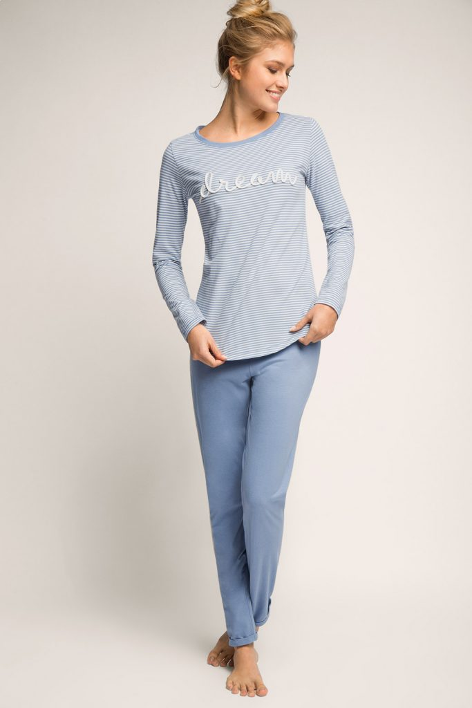 Pyjama en jersey 100 100 coton 2 49,99 €