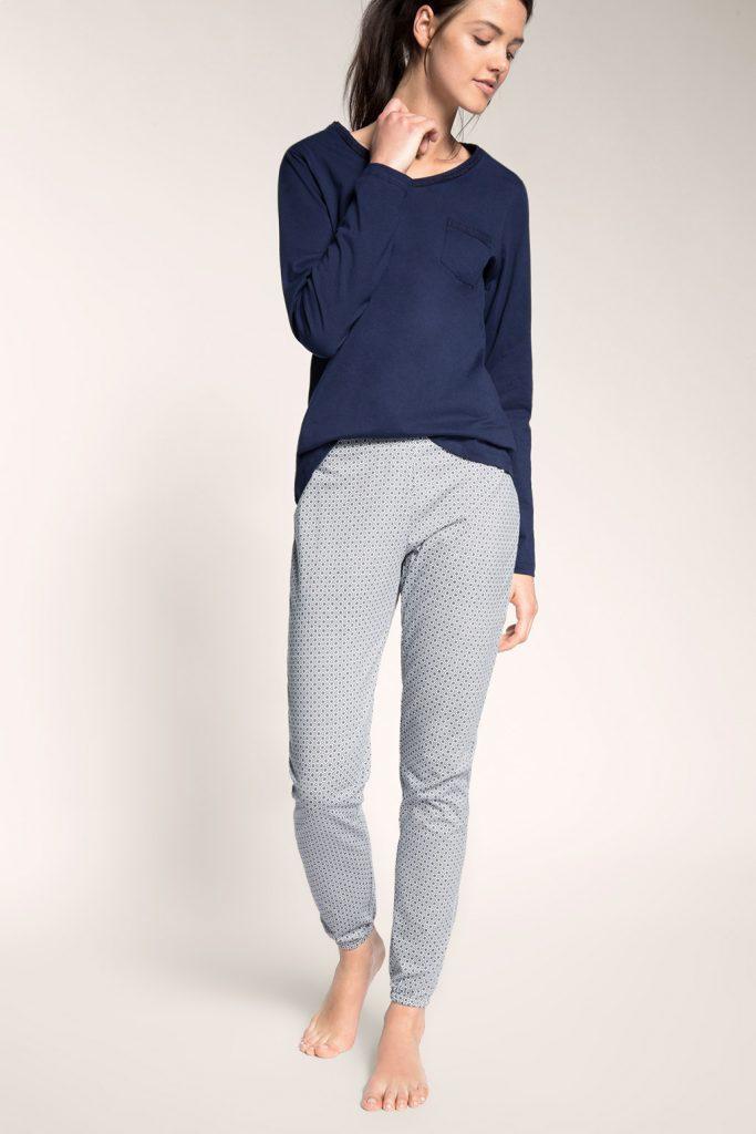 Pyjama en jersey 100 100 coton 3 - 49,99 €