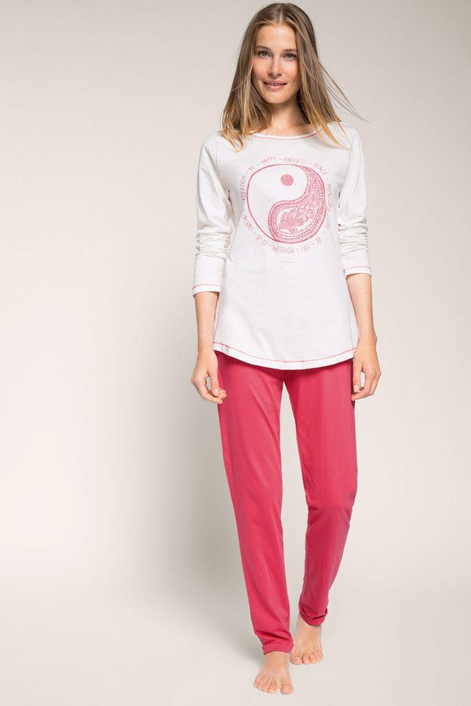 Pyjama en jersey 100 100 coton 32,99 €