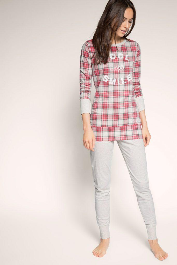 Pyjama en jersey de coton mélangé 39,99 €