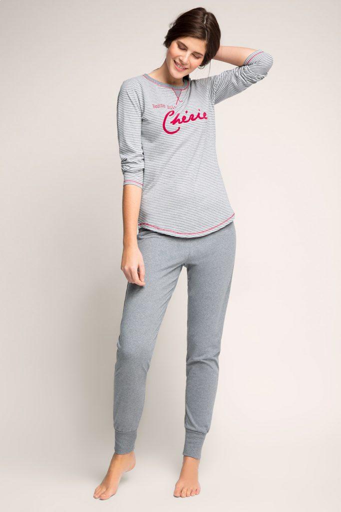 Pyjama en jersey de coton mélangé 49,99 €