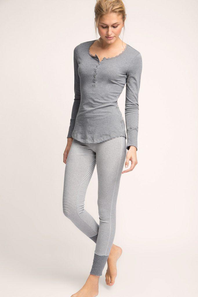 Pyjama en jersey de coton-stretch 2 49,99 €