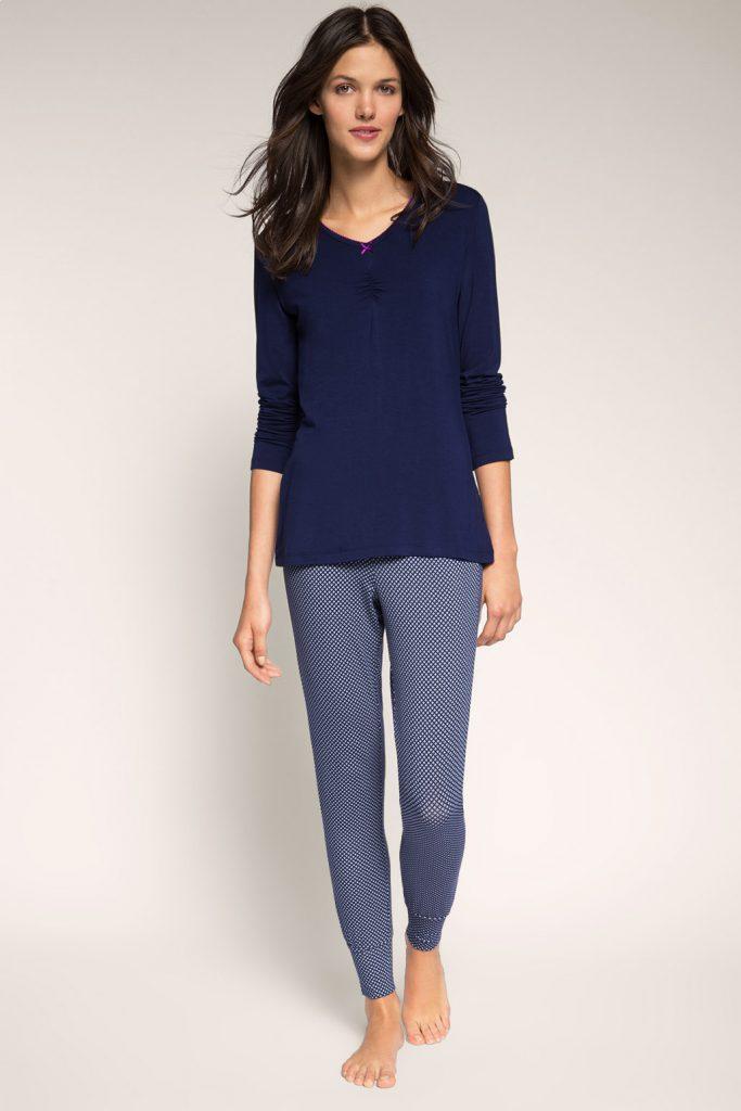 Pyjama en jersey de coton-stretch 59,99 €