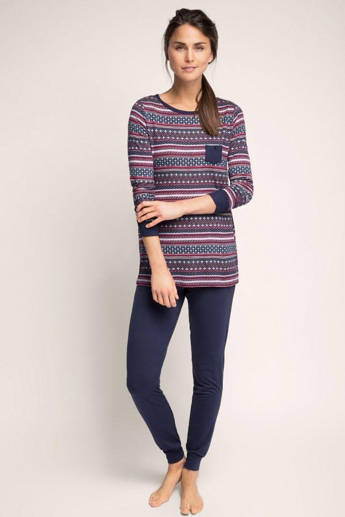 Pyjama en jersey stretch 59,99 €