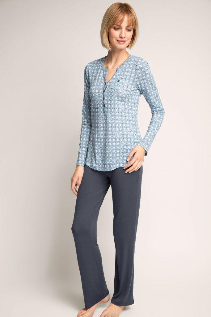 Pyjama léger, jersey stretch 59,99 €